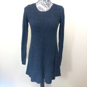 Romeo + Juliet Navy Blue Sweater Dress